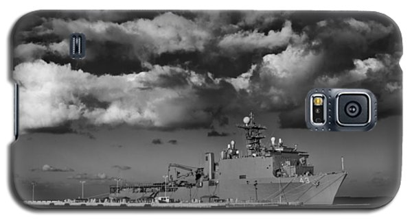 Uss Fort Mchenry Galaxy S5 Case
