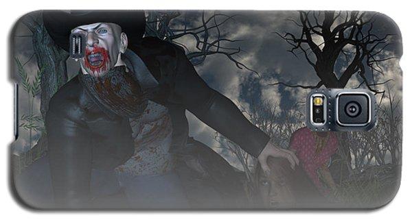 Vampire Cowboy Galaxy S5 Case