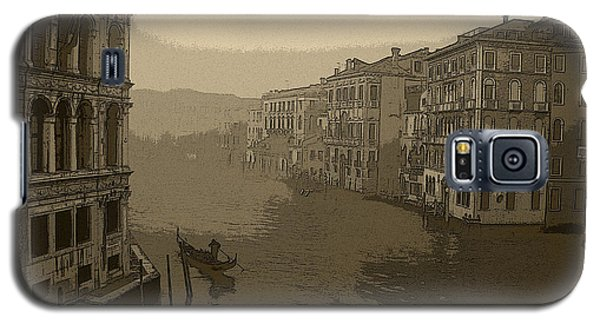 Galaxy S5 Case featuring the photograph Venice by David Gleeson