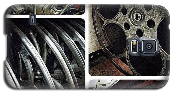 Movie Galaxy S5 Case - Vintage Film Reels by Natasha Marco