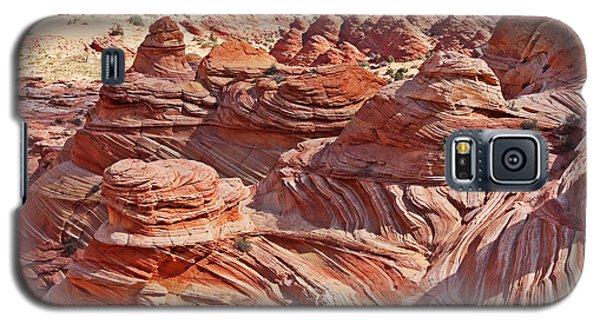 Waves Of Rocks Galaxy S5 Case