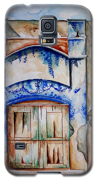 Window From Santiago Galaxy S5 Case