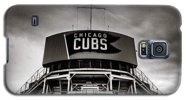 Wrigley Field Bleachers In Black And White Galaxy S5 Case
