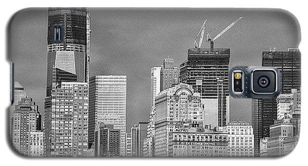School Galaxy S5 Case - Wtc - New York by Joel Lopez