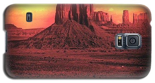 Universities Galaxy S5 Case - Monument Valley by Luisa Azzolini