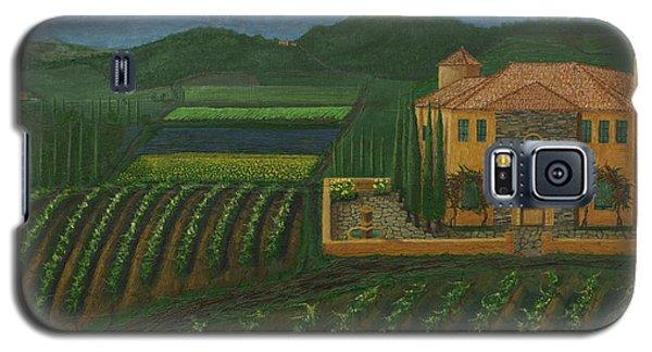 11425 Tuscany Galaxy S5 Case