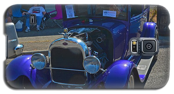 Galaxy S5 Case featuring the photograph 1929 Ford Model A by Tikvah's Hope