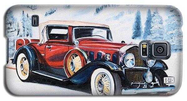 1931 La Salle Convertible Coupe Galaxy S5 Case