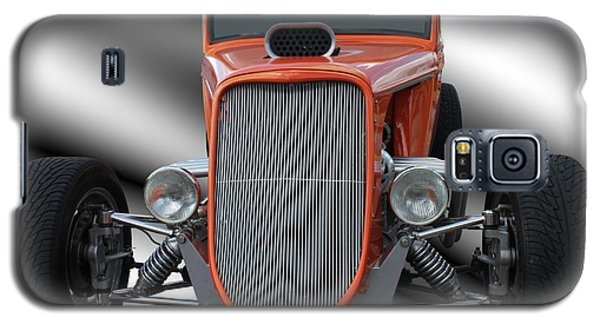 1933 Ford Roadster - Hotrod Version Of Scream Galaxy S5 Case