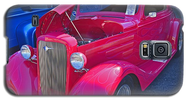 Galaxy S5 Case featuring the photograph 1934 Chevy Coupe by Tikvah's Hope