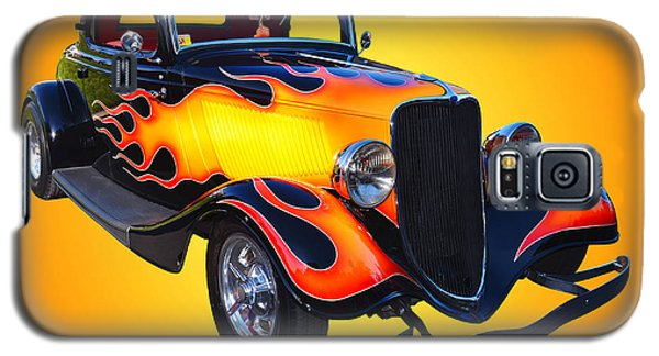 1934 Ford 3 Window Coupe Hotrod Galaxy S5 Case