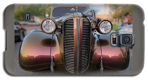 1938 Ford Galaxy S5 Case by Dorothy Cunningham