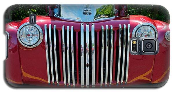 1947 Ford Truck Galaxy S5 Case by Mark Dodd