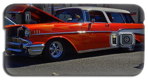 1957 Belair Wagon Galaxy S5 Case