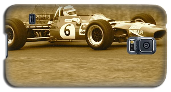 Galaxy S5 Case featuring the photograph 1960s Matra F1 by John Colley