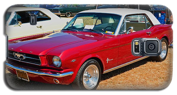 Galaxy S5 Case featuring the photograph 1964 Ford Mustang by Tikvah's Hope