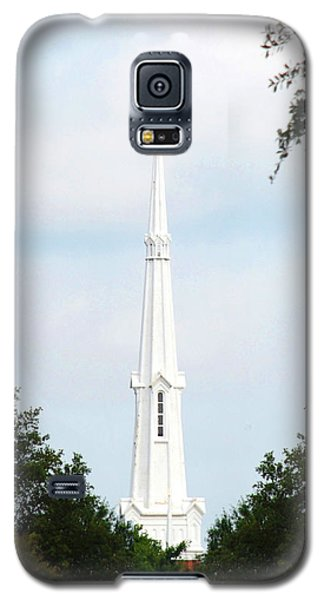 1st Christian Steeple Galaxy S5 Case