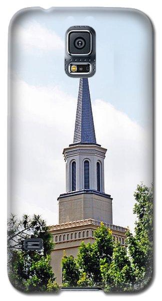 1st Presbyterian Steeple Galaxy S5 Case by Kay Lovingood