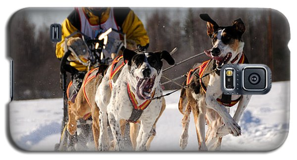 2011 Limited North American Sled Dog Race Galaxy S5 Case