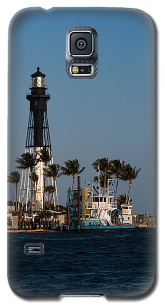 Hillsboro Inlet Lighthouse Galaxy S5 Case