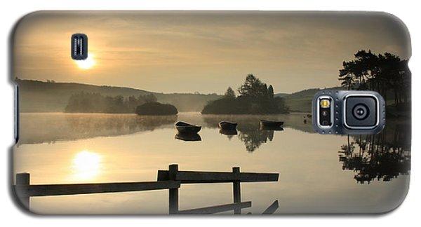 Knapps Loch Sunrise Galaxy S5 Case