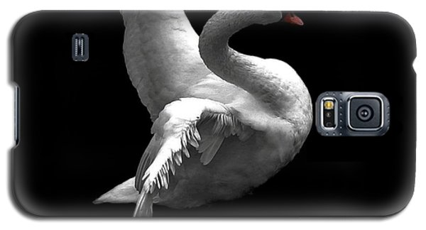 Majestic Swan 2 Galaxy S5 Case