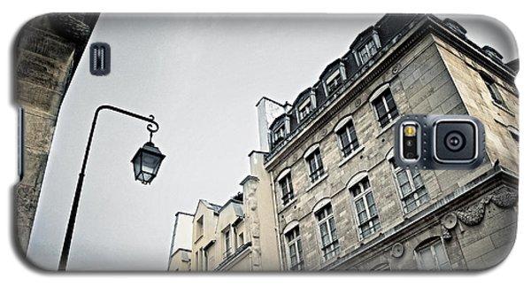 Paris Street Galaxy S5 Case by Elena Elisseeva