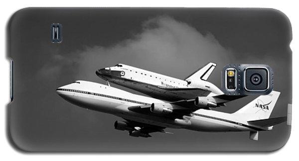Shuttle Endeavour Galaxy S5 Case