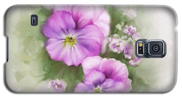 Viola Galaxy S5 Case by Bonnie Willis