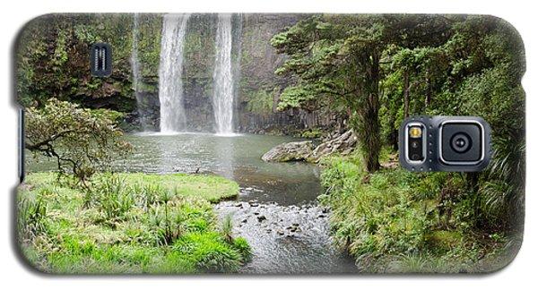 Whangarei Falls In New Zealand Galaxy S5 Case