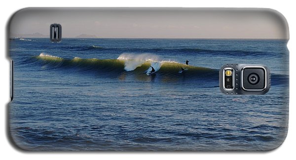 Surfers Make The Ocean Better Series Galaxy S5 Case