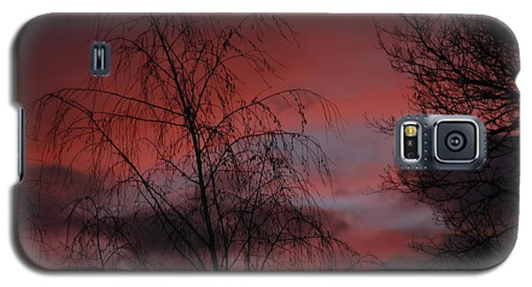 Galaxy S5 Case featuring the photograph 2011 Sunset 1 by Paul SEQUENCE Ferguson             sequence dot net