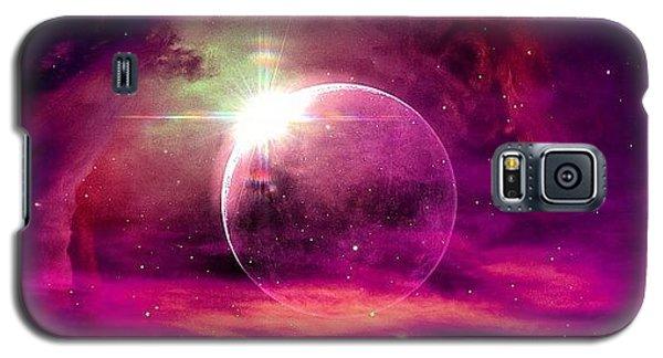 Bright Galaxy S5 Case -  by Katie Williams