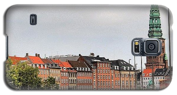 House Galaxy S5 Case - Copenhagen by Luisa Azzolini