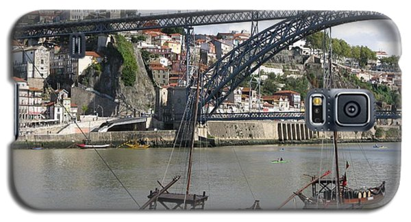 Galaxy S5 Case featuring the photograph Douro River by Arlene Carmel