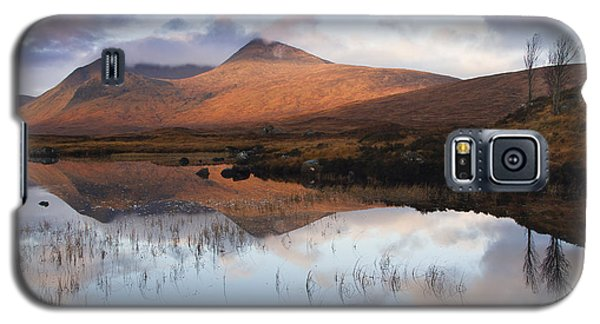 Rannoch Moor At Sunrise Galaxy S5 Case