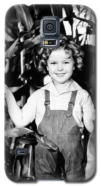 Shirley Temple (1928- ) Galaxy S5 Case by Granger