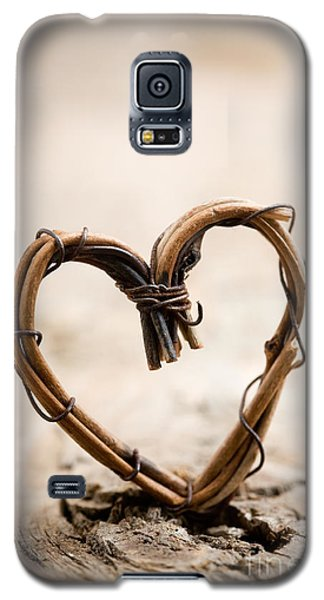 Valentine Heart Galaxy S5 Case