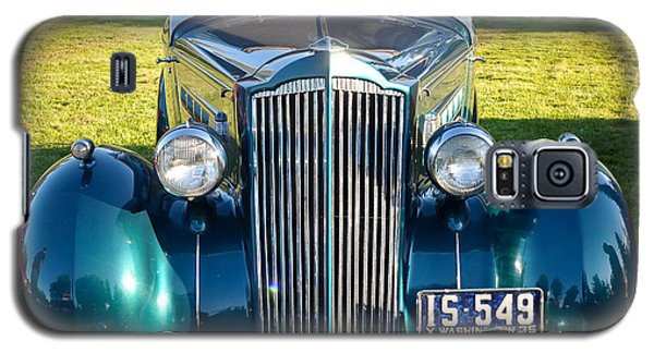 Galaxy S5 Case featuring the photograph '35 Packard by Ronda Broatch