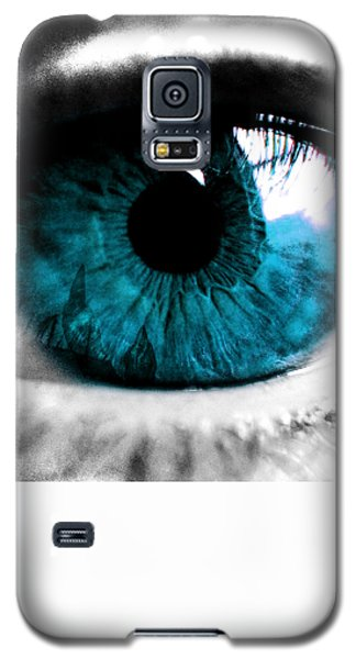 Galaxy S5 Case featuring the drawing No Title  by Mariusz Zawadzki