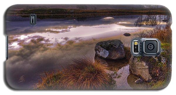 Rannoch Moor Glencoe Scotland Galaxy S5 Case by Gabor Pozsgai