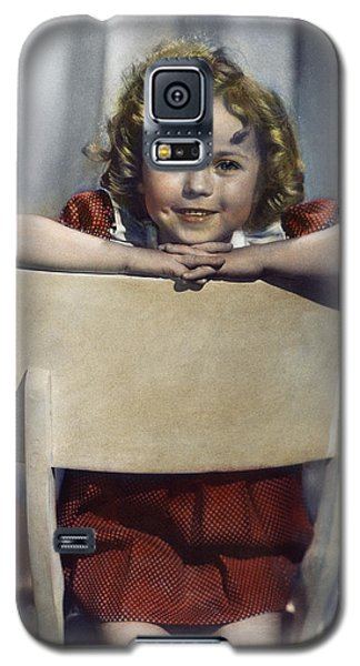 Shirley Temple (1928- ) Galaxy S5 Case