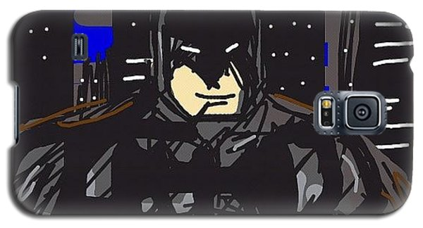Superhero Galaxy S5 Case - #drawsomething #drawsomethingart by Kidface Anbessa-Ebanks