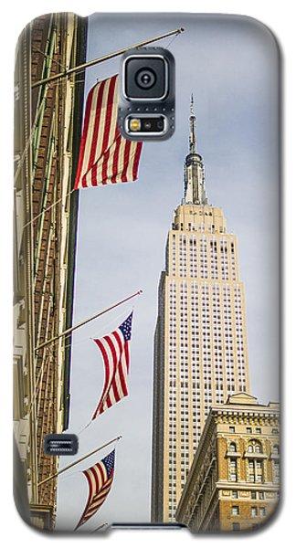 Empire State Building Galaxy S5 Case