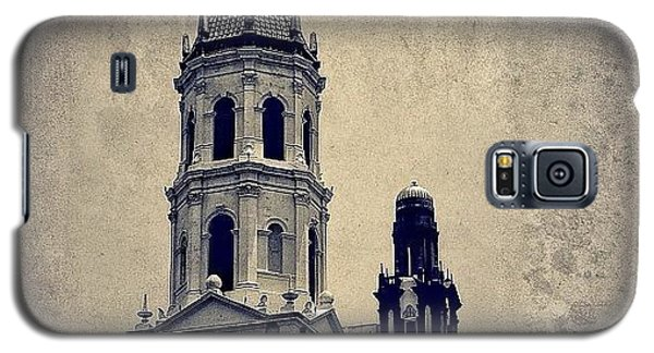 Religious Galaxy S5 Case - Spanish Fl - St. Augustine by Joel Lopez
