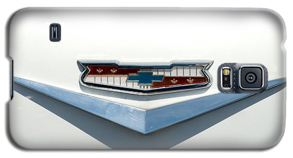 57 Chevy Emblem Galaxy S5 Case