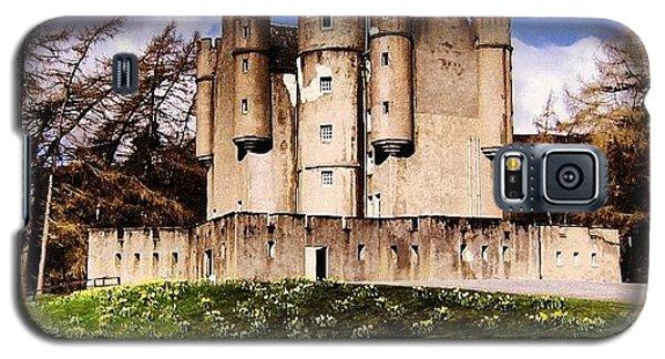 Fantasy Galaxy S5 Case - Scottish Castle by Luisa Azzolini