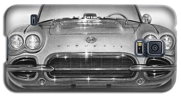 62 Corvette Galaxy S5 Case