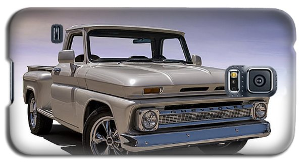 Truck Galaxy S5 Case - '66 Chevy Pickup by Douglas Pittman