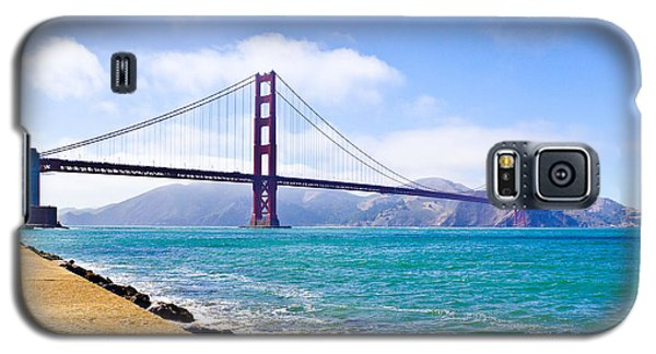 75 Years - Golden Gate - San Francisco Galaxy S5 Case